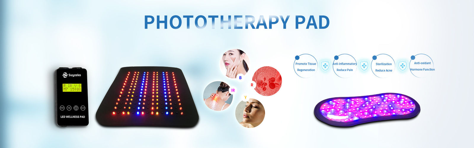 China best LED Light Therapy Machine on sales