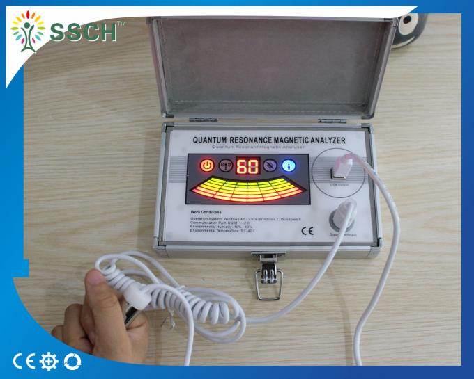 CE Approved 41 Reports 3rd Generation Quantum Biofeedback Machine for Home or Hospital