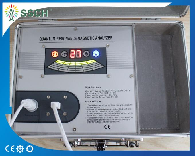 Portuguese Version 3.90 41 Report Quantum Resonance Magnetic Analyzer High Accuracy