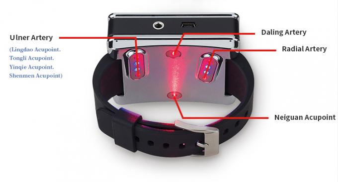Low Level Laser Therapy Watch Medical Bio Hypertension Diabetes Treatment