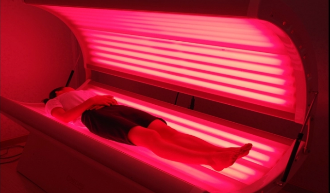 Planet Fitness Red Light Therapy Beds For Collagen Production Anti Aging