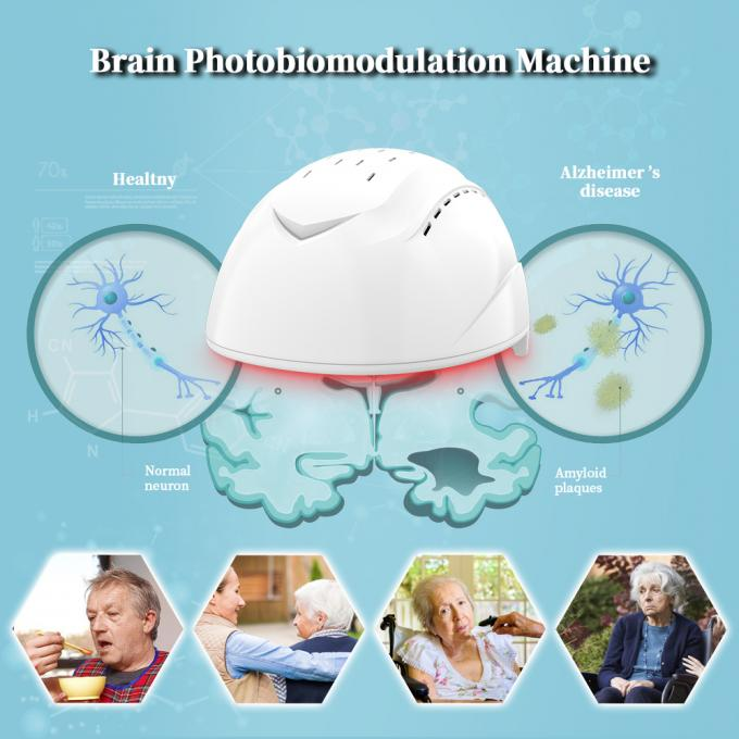 810nm Neurofeedback Therapy Machine Transcranial Magnetic Brain Stimulation Infrared