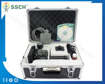 Color Screen Nail Fold Capillary Microcirculation Inspection Instrument Ssch
