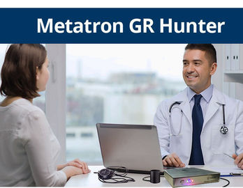 Russian Metatron GR Hunter 4025 Clinical Metapathia Medicomat bio quantum system