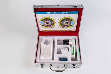 Portable Digital Iriscope Camera Analyzer , Iridology Equipment With Pro Software