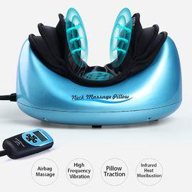 Lightweight Car Massage Pillow Portable Customizable Shiatsu Neck Massager