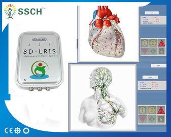 8D NLS Health Analyzer Machine For SPA Club Home Quantum Resonance Vector System