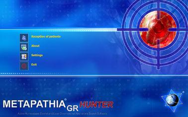 Lightweight Metatron NLS Hunter 4025 Bioresonance Body Health Scan Analyzer and Therapy