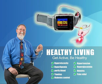 Semiconductor Diode Laser Therapy Wrist Watch Type Clinical Trial Approved