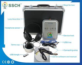 Quantum Silver Health Test Machine / Body Health Analyzer with Biochemical Analysis System