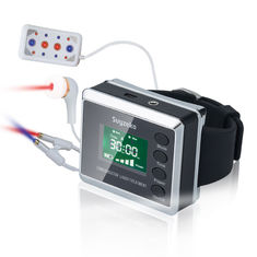 red light therapy semiconductor laser acupuncture lllt laser watch nasal laser