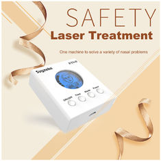Portable Clinic Hospital Laser Healing Device Cold Laser Therapy Equipment Nasal Cavity Treatment