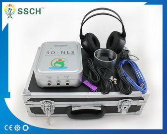 China OEM Multi-language 3D NLS Health Analyzer for Analysis Body Healthy High Accuracy supplier