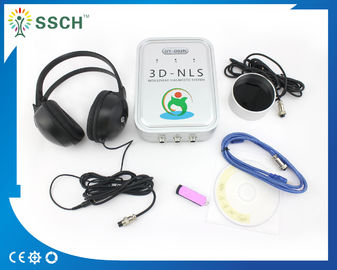 Digital Health Herald Machine 3D NLS Health Analyzer for Full Body Detection / Repair Treatment