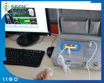 Medical Biofeedback Device Quantum Magnetic Resonance Body Analyzer for Health Testing