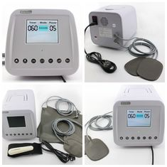 China Electromagnetic Therapeutic Apparatus High Potential Therapy Device Rehabilitation Equipment for Elderly supplier