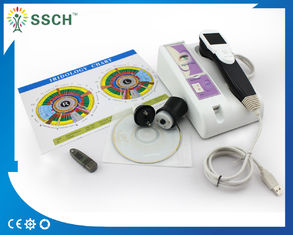 Eye Analyser Equipment Digital USB Eye Iriscope Healthy Life Detector for Hospital