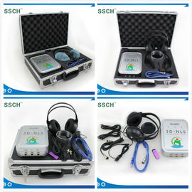 Hospital Medical 3D NLS Health Analyzer Nonlinear Healthy Life Detector with Repair and Therapy