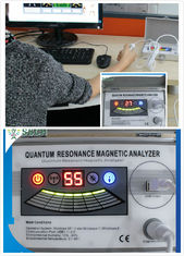 China French Quantum Resonance Magnetic Body Health Analyzer / Health Test Machine supplier
