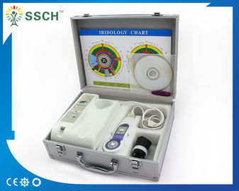 Body Disease Scanning Iriscope Iridology Camera Portable Digital USB