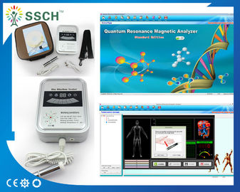 Multi Language Quantum Sub Health Analyzer with Spanish English French Japanese Korea