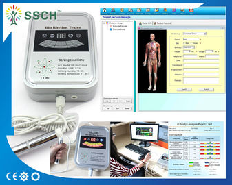 China Professional Accurate Quantum Resonance Magnetic Body Health Analyzer Machine supplier