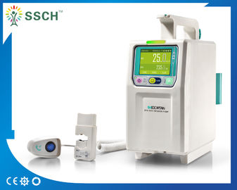 China Medical Equipment Syringe Infusion Pump / Medical Infusion Pumps for ICU / CCU supplier