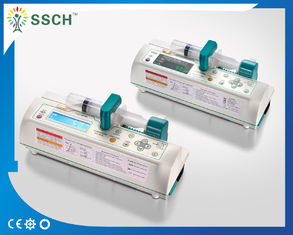 China Professional Electronic Medical Infusion Pumps / Syringe Pump for All Syringe 10mL- 50mL supplier