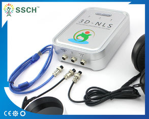 5Th Generation Sub 3d Nls Health Analyzer , Silver Ce Health Test Machine