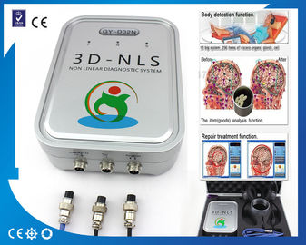 Promotion AND Professional Silver 3d Nls Full Body Health Analyzer Quantum Resonance