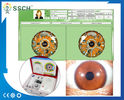 China Medical 5M USB Iriscope iris Analyzer Adjustable for Body Scanning Diseases company
