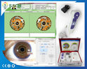 China 5.0 MP High Resolution Iriscope Iridology Camera / USB Skin Scanner Diagnosis Analyzer company