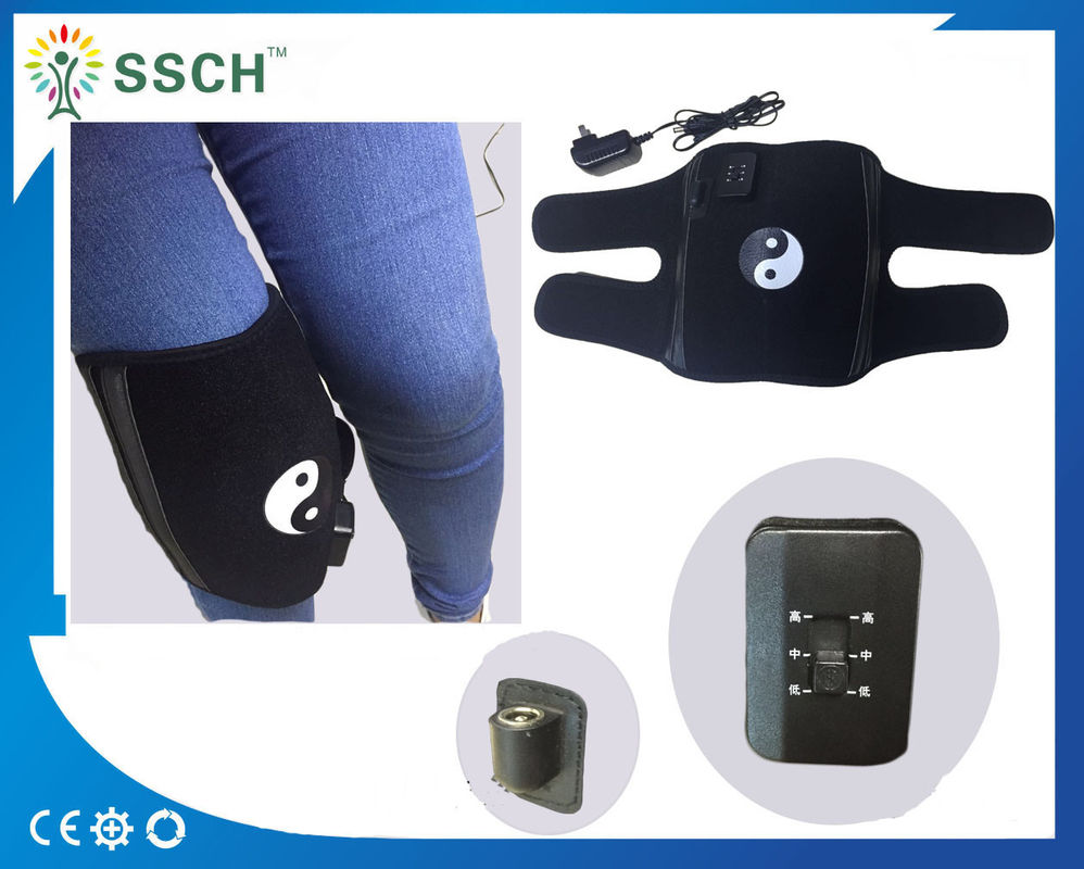 physical therapy infrared pain massager magnetic knee device relief effect field care