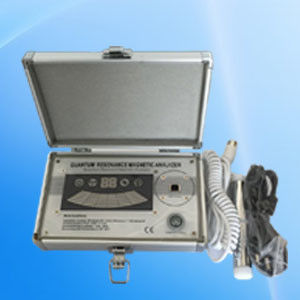 Indonesian Pro Quantum Resonance Magnetic Body Health Analyzer & Massage Therapy