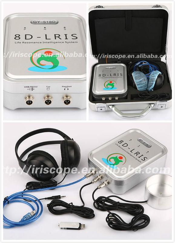 bioresonance therapy machine
