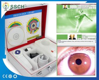 Medical Analyser CE Certificate USB Iriscope 500 megapixel Eye Iridology Camera Equipment